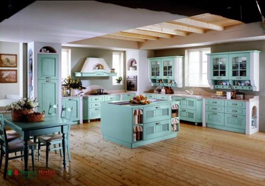 Кухня Light Blue