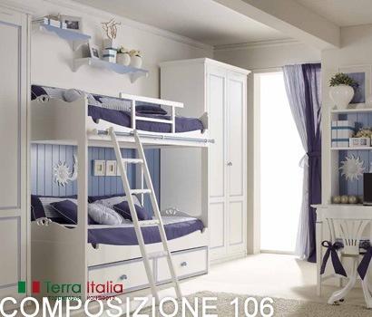 Детская Composizione 106