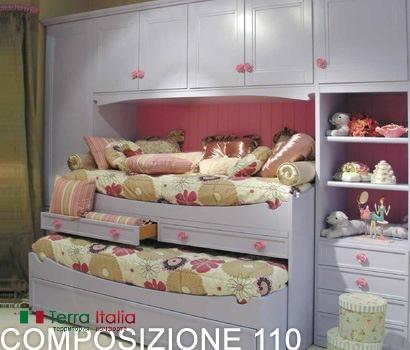Детская Composizione 110