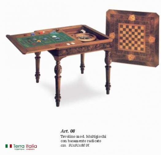 Стол Gioco 12