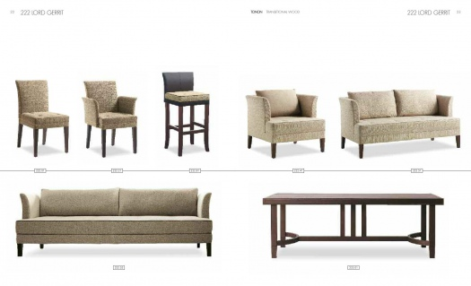Стол и стулья 1