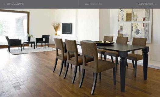 Стол и стулья 3