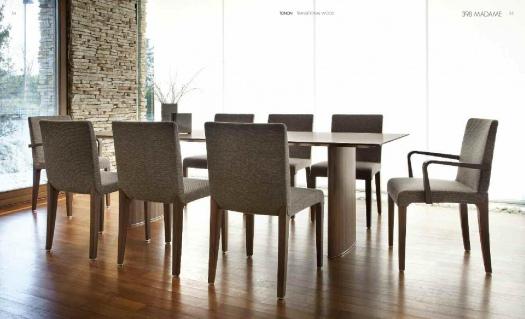Стол и стулья 4