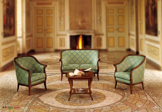 Диван и кресло Sedia 671