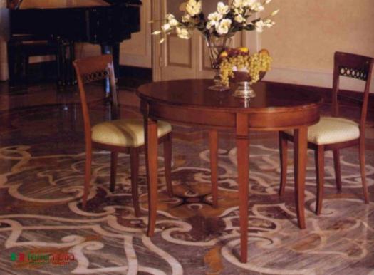 Стол и стулья Tavoli 835