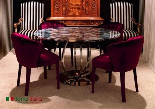 Стол и стулья Agata