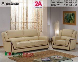 Диван и кресло Anastasia