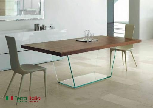 Стол и стулья Canaletto