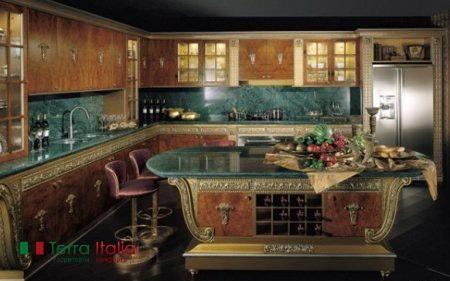 Кухня Cucine