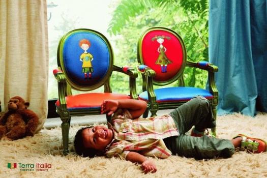 Детский стул Mini