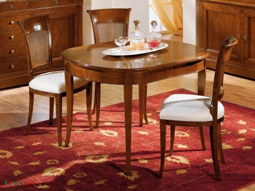 Стол и стулья EF11