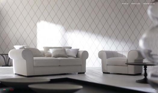 Диван и кресло Fedora