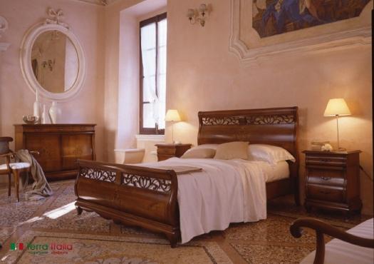 Спальня Firenze night day 8