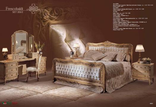Спальня Frescobaldi