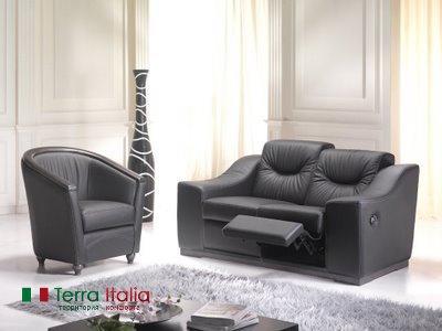 Диван и кресло Ginevra