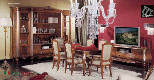 Гостиная Giulietta e Romeo 9