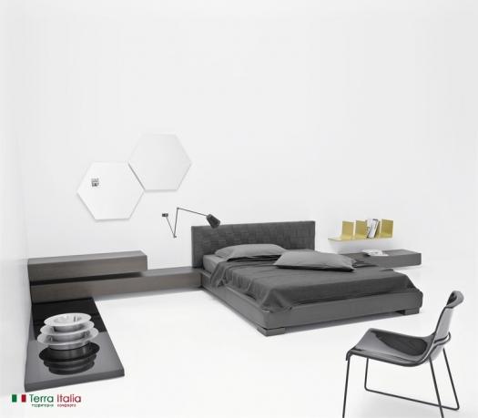Кровать Intreccio