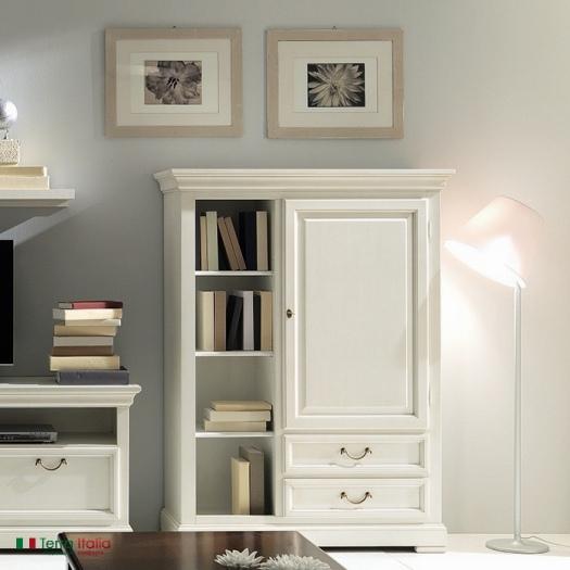 Книжный шкаф E7089