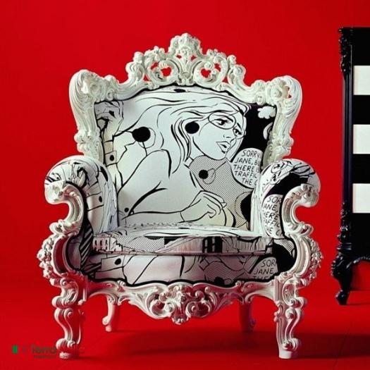 Кресло Giacomo armchair