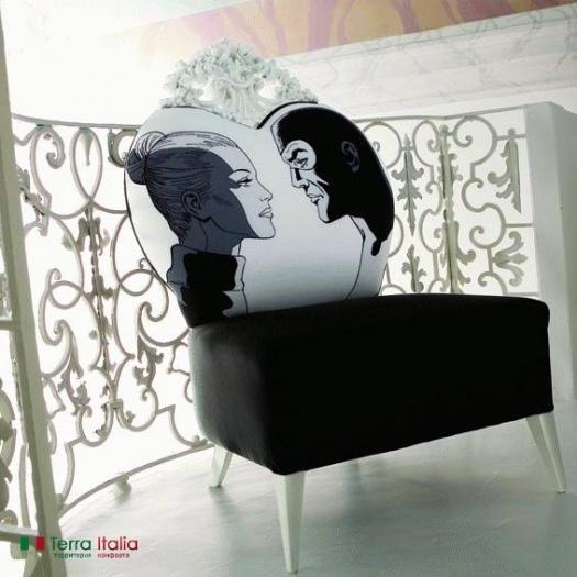 Кресло Tizzi