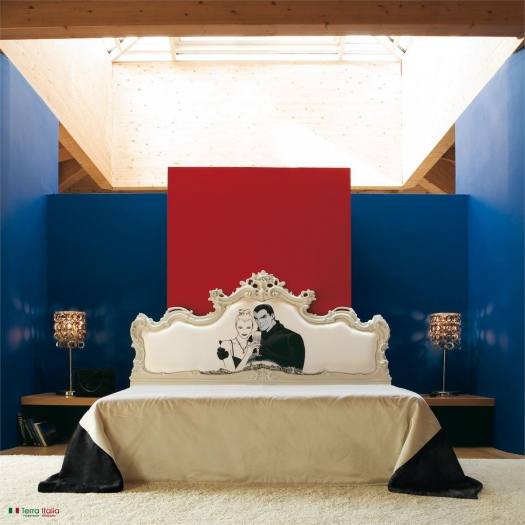 Кровать Valeriano