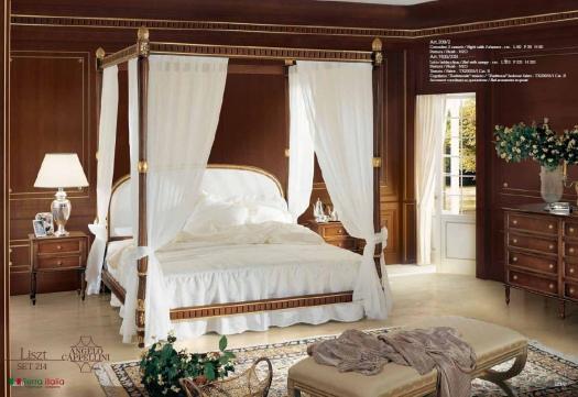 Спальня Liszt