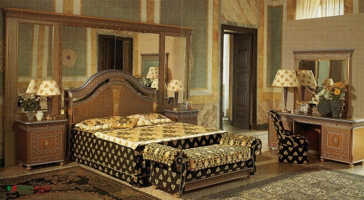 Спальня Olympus 1