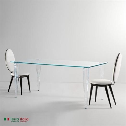 Стол и стулья Plisse