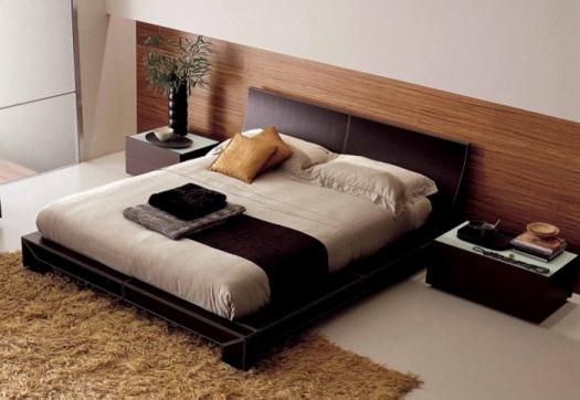 Спальня Visual Cuoio