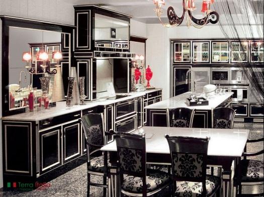 Кухня Zaffiro