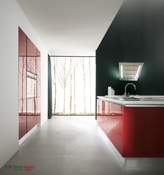 Кухня Luce 2