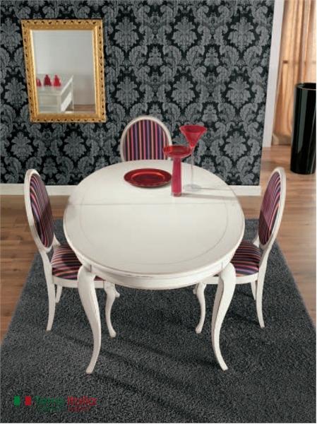 Стол и стулья Giorgio Casa 2