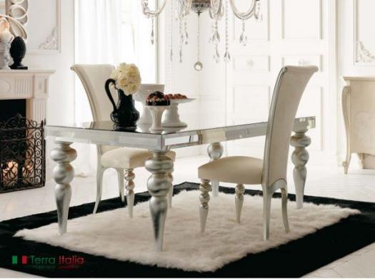 Стол и стулья Pierrot