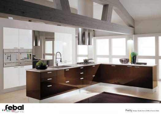 Кухня Pretty 4