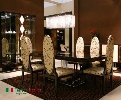 Стол и стулья Rome 2