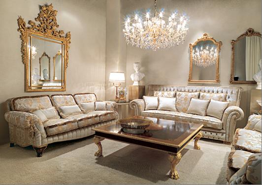 классическая итальянская мягкая мебель мебель из италии на заказ