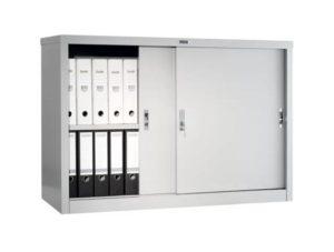 Варианты применения металлических шкафов