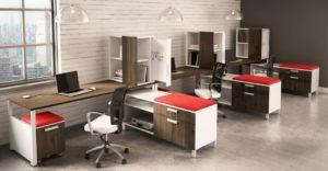 Офисная мебель. Советы по выбору офисной мебели